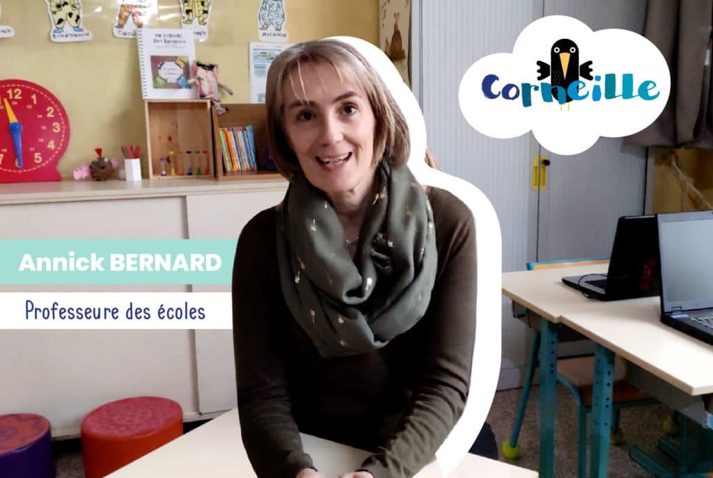 Corneille sur les bancs de l'école interview Blog